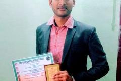Best ISTE student award