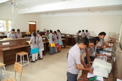 Control and instrumentation lab