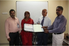MOU with Purdue university